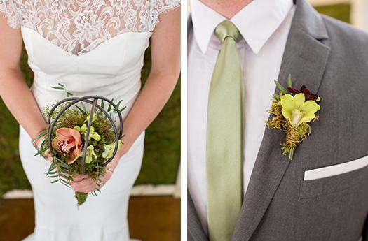 Modern Wedding Inspiration Denver