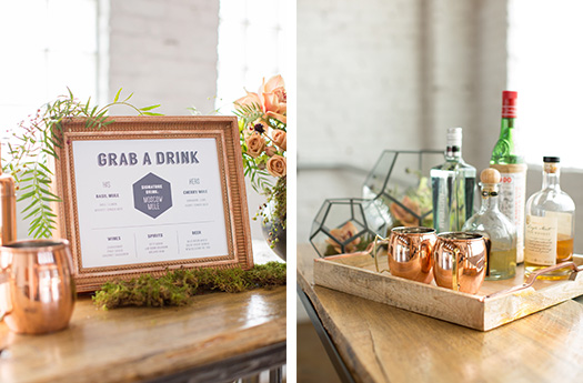Copper Wedding Moscow Mule