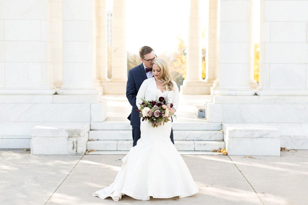 Cheesman Park Wedding Denver