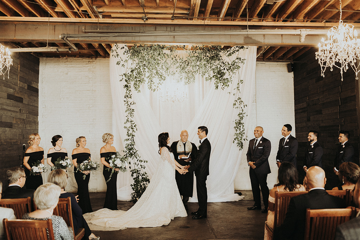 Urban Denver Wedding