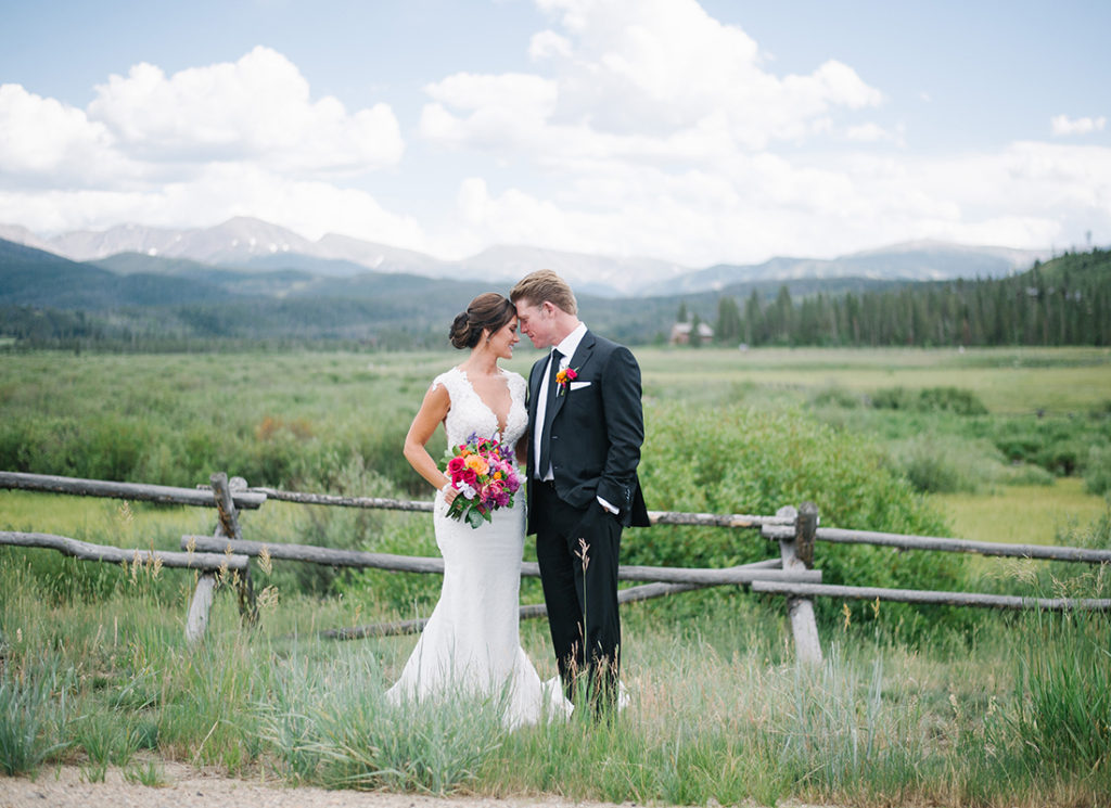 Colorado Ranch wedding