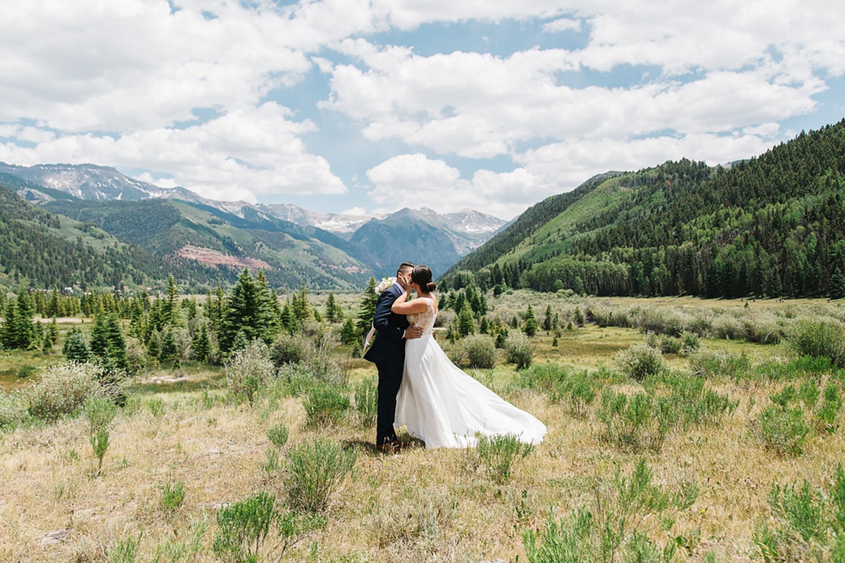 Destination Wedding in Telluride, Colorado