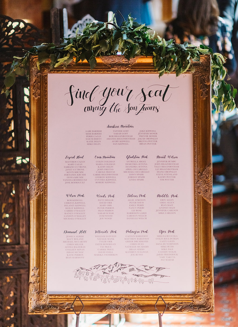 find your seat seating chart by mountain peak