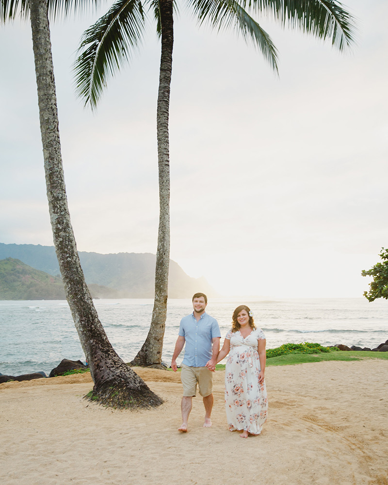 Whimsy Maternity Emily Helen Photo Kauai