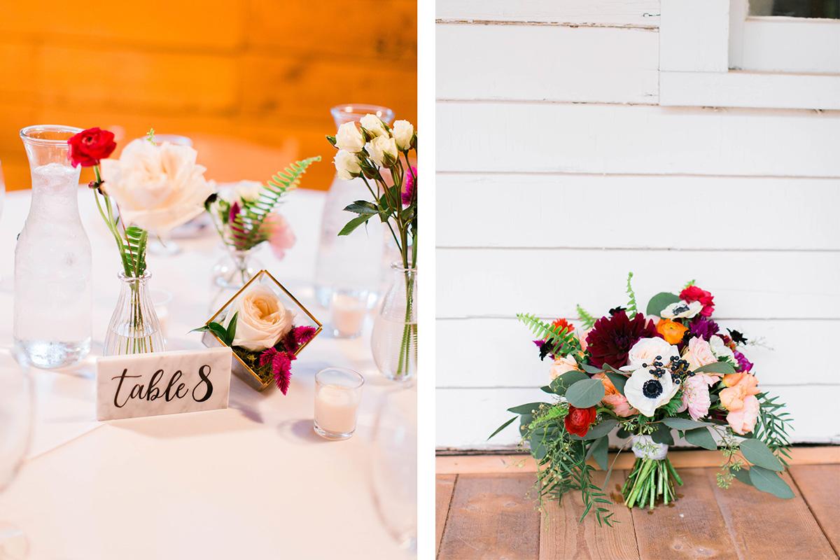 colorful farm wedding littleton colorado