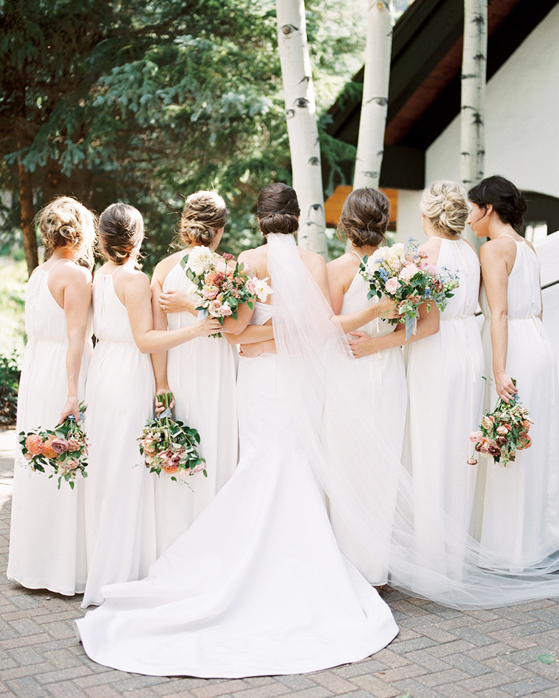 Chic Vail Wedding