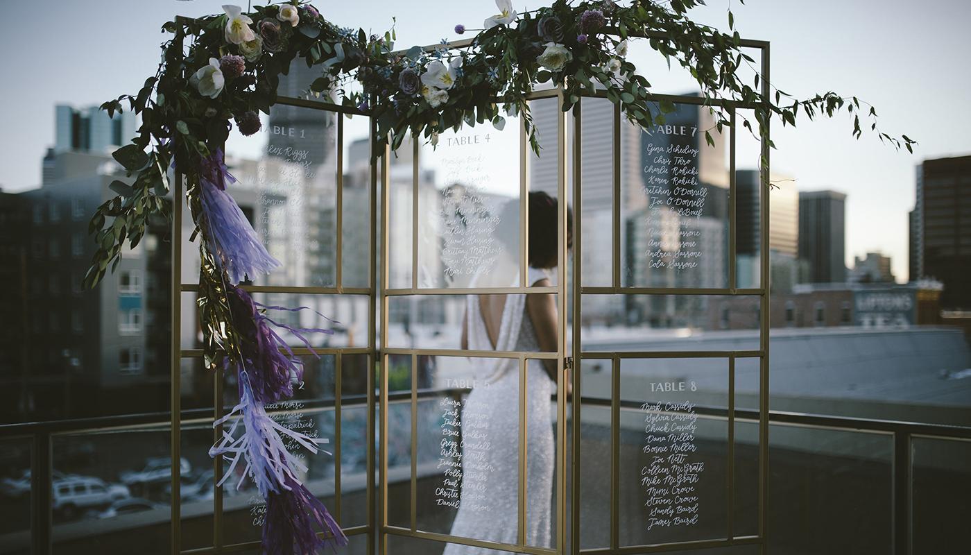 Whimsical Urban Wedding Inspiration Whimsy Design Studio