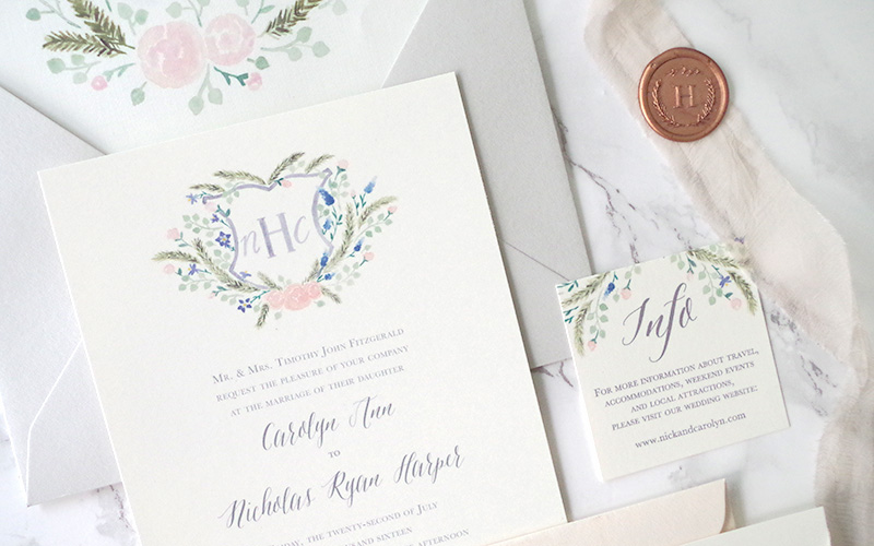 Guide To Wording Your Wedding Invitation