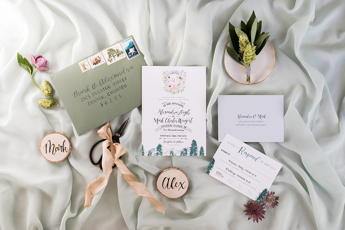 Whimsy Design Studio - Custom Invitaitons & Stationery - About